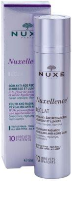 Nuxe Nuxellence rozjasňující péče proti stárnutí pleti 3