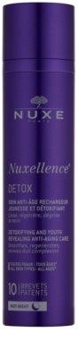 Nuxe Nuxellence detoxikační omlazující péče