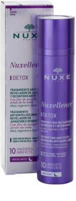 Nuxe Nuxellence cuidado rejuvenescedor detoxicante 2