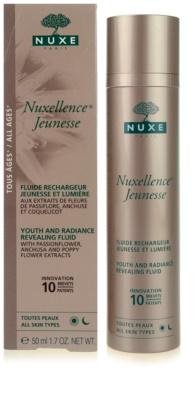 Nuxe Nuxellence fluid za osvetljevanje za vse tipe kože 1