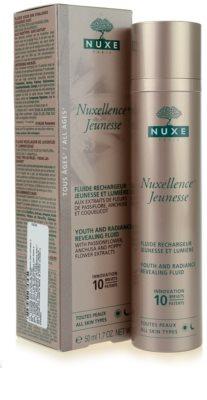 Nuxe Nuxellence fluid za osvetljevanje za vse tipe kože 2