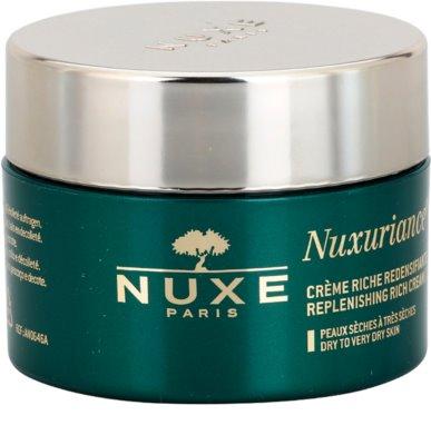 Nuxe Nuxuriance Ultra creme rejuvenescedor nutritivo para pele seca a muito seca