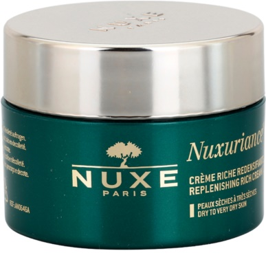 Nuxe Nuxuriance Ultra výživný omlazující krém pro suchou až velmi suchou pleť
