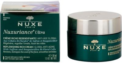 Nuxe Nuxuriance Ultra creme rejuvenescedor nutritivo para pele seca a muito seca 1
