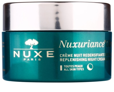 Nuxe Nuxuriance Ultra verjüngende und nährende Nachtcreme für alle Hauttypen