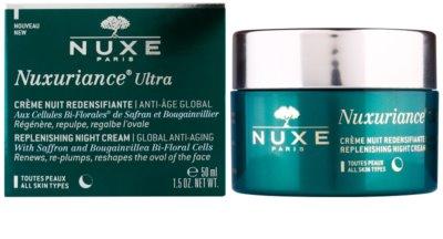 Nuxe Nuxuriance Ultra krem odżywczy, odmładzający na noc do wszystkich rodzajów skóry 1