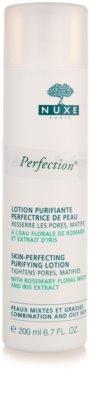 Nuxe Aroma-Perfection pleťová voda pro smíšenou a mastnou pleť