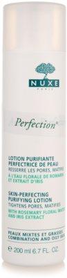 Nuxe Aroma-Perfection tónico facial para pele mista e oleosa
