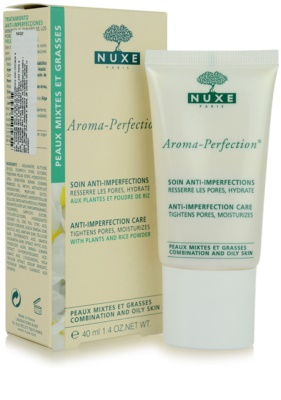 Nuxe Aroma-Perfection Anti - Imperfection Care 2
