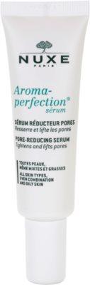Nuxe Aroma-Perfection sérum para reducir los poros dilatados