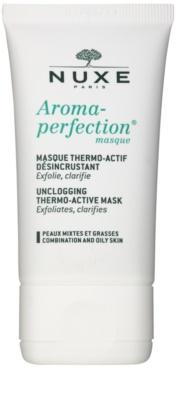Nuxe Aroma-Perfection очищаюча маска для комбінованої та жирної шкіри