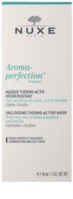 Nuxe Aroma-Perfection máscara de limpeza para pele mista e oleosa 2