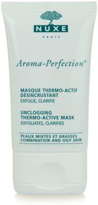 Nuxe Aroma-Perfection máscara de limpeza para pele mista e oleosa 3