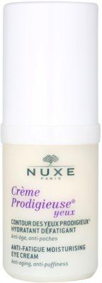 Nuxe Creme Prodigieuse околоочен хидратиращ и подхранващ крем