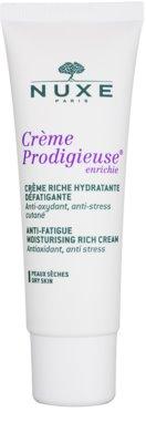 Nuxe Creme Prodigieuse creme hidratante para pele seca