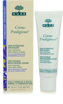 Nuxe Creme Prodigieuse хидратиращ крем  за нормална към смесена кожа 3