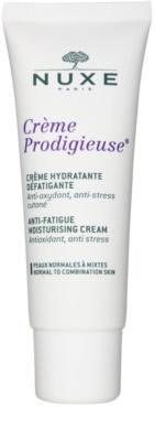 Nuxe Creme Prodigieuse crema hidratanta pentru piele normala si mixta