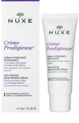 Nuxe Creme Prodigieuse хидратиращ крем  за нормална към смесена кожа 1