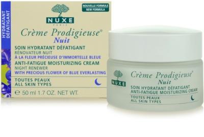 Nuxe Creme Prodigieuse Feuchtigkeitsspendende Nachtcreme für alle Hauttypen 1