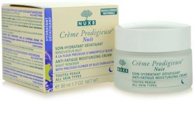 Nuxe Creme Prodigieuse Feuchtigkeitsspendende Nachtcreme für alle Hauttypen 2