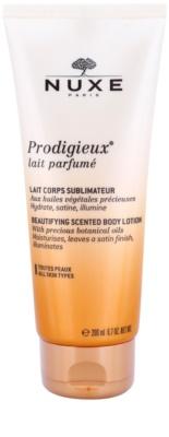 Nuxe Prodigieux Lapte de corp pentru femei