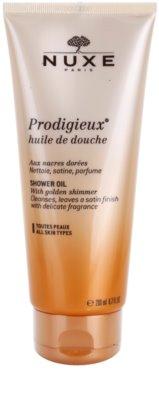 Nuxe Prodigieux óleo de duche para mulheres