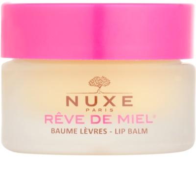 Nuxe Reve de Miel поживний бальзам для губ