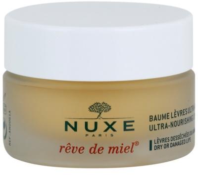 Nuxe Reve de Miel tápláló ajak balzsam 1