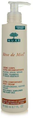 Nuxe Reve de Miel krema za telo za suho kožo