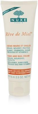 Nuxe Reve de Miel crema nutritiva para manos y uñas