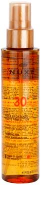 Nuxe Sun olje za sončenje SPF 30