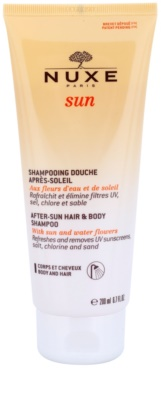 Nuxe Sun šampon za po sončenju za telo in lase