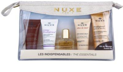 Nuxe Travel Kit kozmetika szett I.