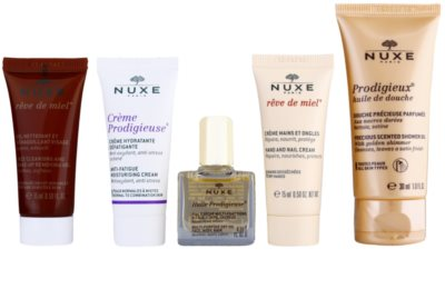 Nuxe Travel Kit Kosmetik-Set  I. 1