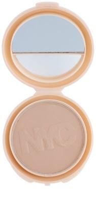 NYC Smooth Skin BB Radiance puder za osvetlitev kože