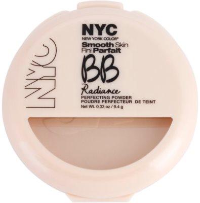 NYC Smooth Skin BB Radiance Puder zur Verjüngung der Gesichtshaut 2