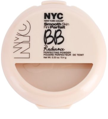 NYC Smooth Skin BB Radiance pó para pele radiante 2
