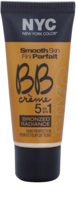 NYC Smooth Skin Bronzed Radiance bronzující BB krém