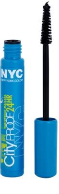 NYC City Proof 24H mascara waterproof