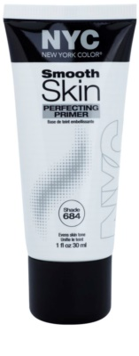 NYC Smooth Skin Perfecting Primer prebase de maquillaje