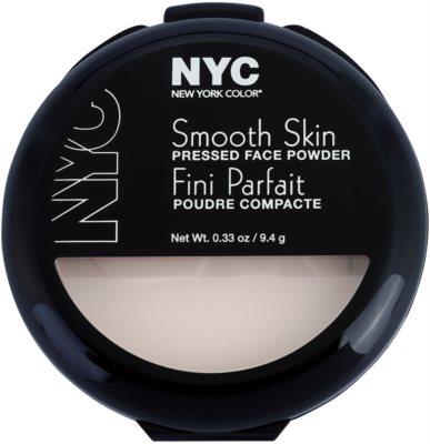 NYC Smooth Skin kompaktní pudr 2
