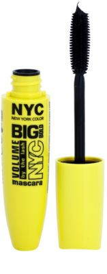 NYC Big Bold Volume by the Lash máscara voluminizadora de pestañas