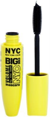 NYC Big Bold Volume by the Lash maskara za volumen