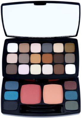 NYX Professional Makeup Bohéme Chic večnamenska paleta