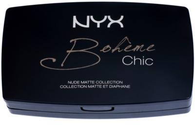 NYX Professional Makeup Bohéme Chic multifunkční paleta 1