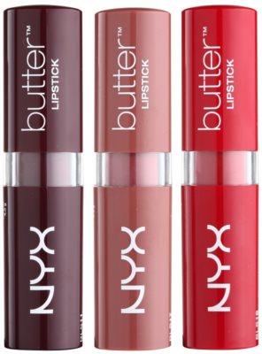 NYX Professional Makeup Butter Bombshell kosmetická sada I. 1