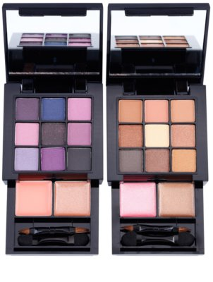 NYX Professional Makeup Smokey Look Bronze & Purple set cosmetice I.
