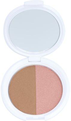 NYX Professional Makeup Bronzer & Blusher Combo bronzer in rdečilo 2v1