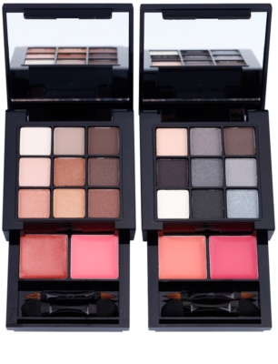 NYX Professional Makeup Smokey Look Classic & Natural Kosmetik-Set  I.