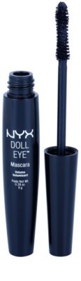 NYX Professional Makeup Doll Eye Mascara für Volumen